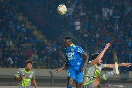 Pelatih Persib: Ezechiel tak turun lawan Bhayangkara karena belum fit