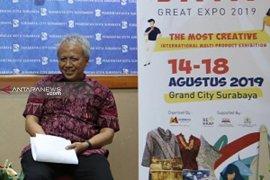 Surabaya Great Expo 2019 targetkan peroleh transaksi Rp6,8 miliar