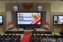 Wapres JK: Tugas TNI-Polri tidak hanya menjaga keamanan dan ketertiban