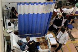 Akibat sakit, 187 anggota jamaah haji Indonesia dipulangkan lebih awal