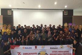 SMN Banten diminta manfaatkan kesempatan  belajar  budaya Aceh