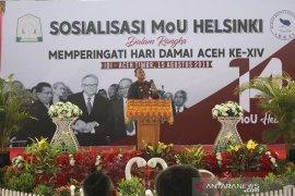 Bupati Rocky ajak masyarakat rawat perdamaian Aceh