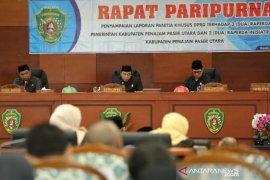 Rapat Paripurna setujui Raperda Yatim Piatu jadi Perda