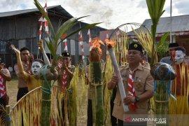Pramuka Kwarcab Gorontalo Utara prioritaskan perlindungan generasi milenial