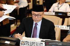 Ketua MPR minta pemerintah hati-hati pindah ke Kalimantan