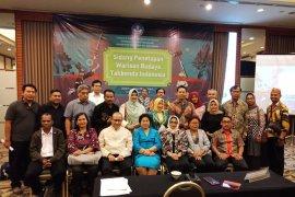 Tari Lesung Mualang Sidang Warisan Budaya Tak Benda di Jakarta