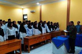 75 orang BPD di Muarabulian dilantik