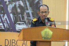 Bea Cukai Aceh bertekad wujudkan zona  integritas