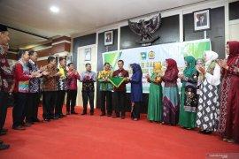 Pemkab Tala gelar serah terima jabatan Kodim 1009 Pelaihari