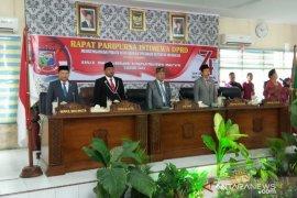 DPRD Tanjungbalai gelar paripurna istimewa dengarkan pidato Presiden