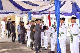 Wali Kota Nazaruddin irup HUT Proklamasi RI di Sabang
