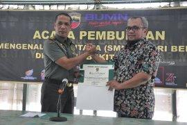 PTPN IV bersama Kodam I Bukit Barisan resmi membuka pelatihan bela negara SMN Sulteng