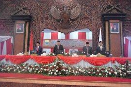 DPRD Provinsi Jambi gelar paripurna mendengarkan pidato Presiden