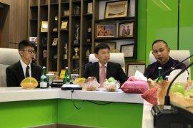 Menteri Perdagangan Singapura lihat peluang kerjassma ekonomi dengan Binjai