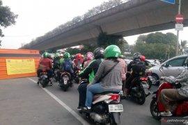 Uji coba ganjil genap Jakarta banyak pelanggaran di Salemba
