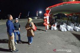 Direktur tiga BUMN cek kesiapan upacara di Muntok