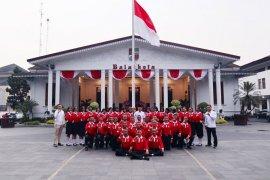 Bima Arya beri arahan kepada calon Paskibraka Kota Bogor