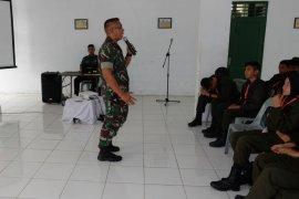 SMN asal Sulteng diberi pemahaman tentang Pancasila