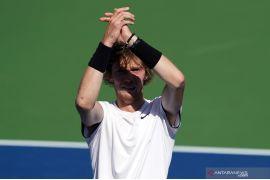 Andrey Rublev kalahkan Borna Coric