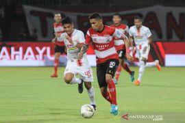 Madura United ditahan Barito Putera 2-2