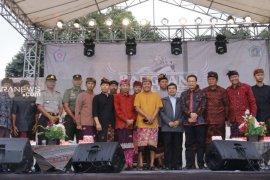 "Wabup Bangli buka ""Bangbang Cultures Festival 2019"""
