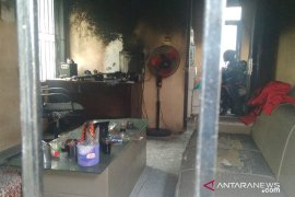 Kantor GMNI Cianjur diduga dibakar OTD