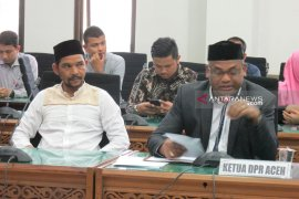 DPR Aceh desak kepolisian usut dugaan pemukulan Ketua  Komisi I