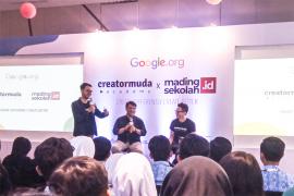 Creator Muda Academy, mengaktivasi anak muda hasilkan konten positif kreatif