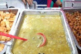 Pengecangan kuliner tradisonal mewah dari Lampung