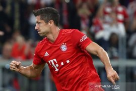 Muenchen ditahan imbang Hertha 2-2 pada awal musim Liga Jerman