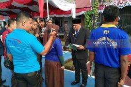 833 WBP Lapas Pulo Simardan Tanjungbalai dapat remisi kemerdekaan, dua bebas