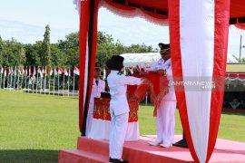 Aceh Barat pusatkan peringatan HUT RI di Mako Yonif 116 Garda  Samudera