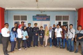 111 narapidana di Jambi  langsung bebas