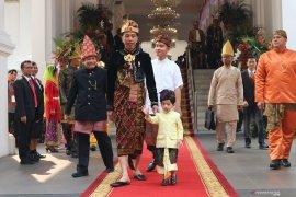 Presiden Jokowi: Keutuhan NKRI jadi yang terpenting