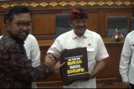 """Roadshow Bus KPK"" temui anggota DPRD terpilih di Bali"