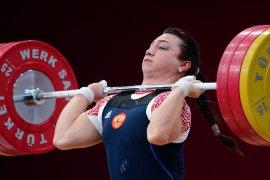 Wah, Tujuh lagi lifter Rusia positif gunakan doping