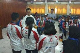 Pengusaha muda Jambi berikan trik bisnis bagi SMN NTT