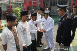 Dapat remisi HUT Kemerdekaan, 11 warga binaan Lapas Cianjur langsung bebas