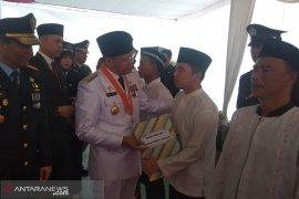 1.493 narapidana di Bengkulu terima remisi kemerdekaan