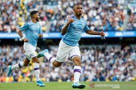 City ditahan imbang 2-2 oleh Tottenham