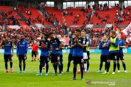 Dua tim promosi awali Liga Jerman dengan kekalahan