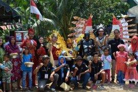 Semarak peringatan HUT Kemerdekaan Karang Taruna Citra Benawa
