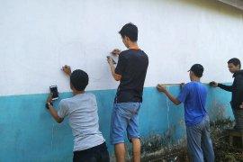 Lomba Mural meriahkan Festival Parit Nanas