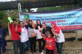 Pererat Ikatan Keluarga,  warga Jabar meriahkan HUT RI di Banten