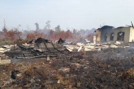 Dandim Mempawah: terbakarnya SDN akibat Karhutla diluar perkiraan