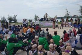 "Komunitas ""Becak Babel"" ajak generasi muda peduli lingkungan"
