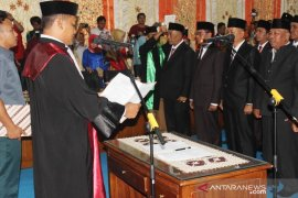 Anggota DPRD Pasaman Barat dilantik, berikut nama-namanya
