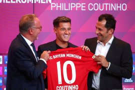Larangan transfer dicabut, Chelsea berpeluang kuat dapatkan Coutinho