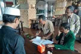 Empat parpol di Singkawang bentuk koalisi fraksi di DPRD