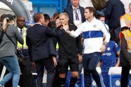 Lampard belum juga cetak debut kemenangan sebagai pelatih Chelsea
